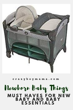 Check out all the baby must haves, can't live without, and newborn essentials every mom needs to have! Baby Items List, Newborn Baby Needs, Baby Registry List, Every Mom Needs, Newborn Essentials, Nursery Organization, Baby Must Haves, First Time Moms, Mom Blogs
