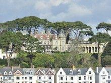 Headland House Hotel St Ives Cornwall Fowey