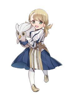 Naps are the best medicene Fire Emblem Fates, Fire Emblem Awakening, Kid Character, Character Design, Creepypasta Anime, Blonde Anime Girl, Fire Emblem Characters, Anime Child, Cute Anime Pics
