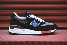 Image of New Balance Made in USA M998HL