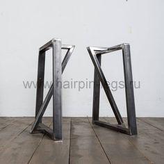 """Опоры для стола """"Zion"""" - оригинальный дизайн и прочная конструкция. Смотрятся очень стильно... Под заказ в Москве или с доставкой по России. Подробнее можно посмотреть на нашем сайте www.hairpin-legs.ru #лофт #loft #столлофт #подстолье #стол #барныйстол #мебельдлябаров #мебельназаказ #мебельизметалла #индустриальныйстиль #мебельлофт #лофтинтерьер #designloft #loftfurniture #lofttable #bartable #minimalism #industrial #table #tablebase"""