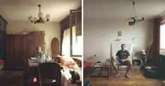 *ELEMENTAL DECORATING* 10 Identical Apartments, 10 Different Lives, Documented By Romanian Artist | Bored Panda *What You Can Achieve with Different Decoration - Spaces - YOUR TRUE SELF