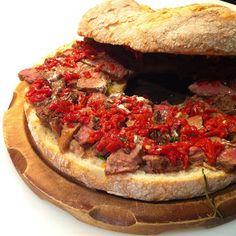 Rosco de filete de ternera de Jamie Oliver