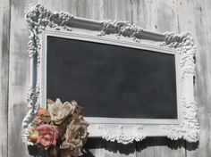 chalkboard great idea for a kid/play room mount