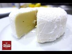 Queso Brie o Camembert vegano – La Dimensión Vegana