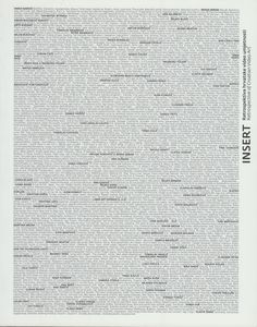 Neural [Archive] - Insert : Retrospektiva hrvatske video umjetnosti - Retrospective of Croatian Video Art - Tihomir Milovac, Silva Kalčić, Zagrebački Velesajam - Muzej Suvremene Umjetnosti -http://archive.neural.it/init/default/show/2079