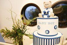 Chá de bebê com tema Grécia para o filho de Ana Beatriz Barros - Constance Zahn   Babies & Kids