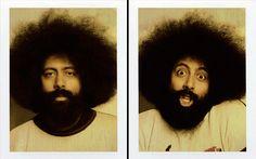 Reggie Watts Funny,talented and Afro Haloed I Love Beards, Beard Love, Reggie Watts, Live Comedy, Big Music, Little People, Funny People, Reggae, Role Models
