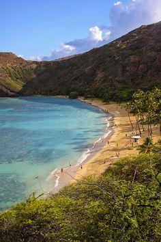Hanauma Bay - Oahu, Hawaii