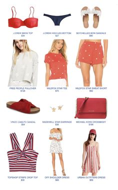 b89695b31581db FOURTH OF JULY OUTFIT INSPIRATION