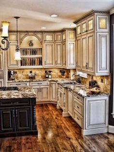 Tuscan kitchen design immediately conjures images of Italy and sunlight and warmth. In fact these kinds of images are just what you need to think of when coming up with the perfect Tuscan kitchen design. Tuscany a region in north… Continue Reading → Rustic Kitchen Cabinets, Rustic Kitchen Design, Home Decor Kitchen, Kitchen Ideas, Diy Kitchen, Kitchen Inspiration, Eclectic Kitchen, Kitchen Modern, Modern Kitchens
