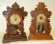 ...shelf clocks...I have one of these....