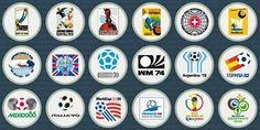 Periodismo de fútbol internacional: El logo de la Copa del Mundo Brasil 2014