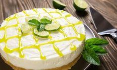 Dit recept voor cheesecake met gin is razend populair