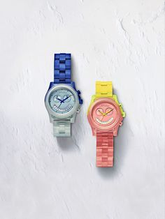 We're just thrilled about our Marc Jacobs Raver Chrono Watches!