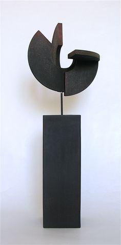 "RAMÓN URBÁN, E53 ""SECRETO ARTIFICIO"" Técnica mixta 58x20 cm. 2013 #repinned by #amnamulabegovich"