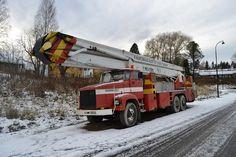 Semi Trucks, Finland, Cars, Vehicles, Emergency Vehicles, Autos, Car, Car, Automobile