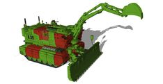 combat engineering vehicle concept by flaketom.deviantart.com on @DeviantArt