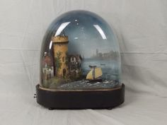19th Century French Nautical Musical Automaton
