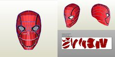 Top Red Hood Helmet Pepakura Wallpapers