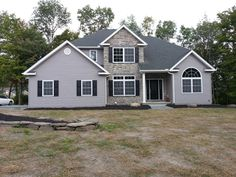 14 best clarks summit homes outlook construction images building rh pinterest com