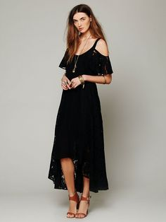 Free People Moonlight Off the Shoulder Dress, $168.00