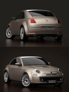 Fiat 500 Spider / Fiat 500 Coupé