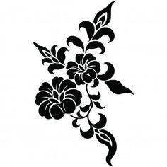 Motyw kwiatowy 4