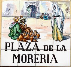Plaza de la Morería