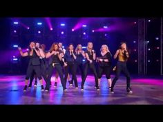 Obviously I'm now stuck on an A Cappella roll ... LOVE this one! It's one of my FDIL's FAVS! .... Don't you forget about me .... As you walk on by will you call my name? ... I want you tonight ... Love it! .... Pitch Perfect-Bellas Final Performance