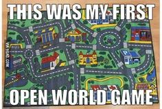 Others were gta, saints row etc, but this was mine.