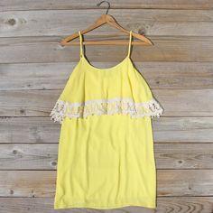 Dandelion Lace Dress: Featured Product Image
