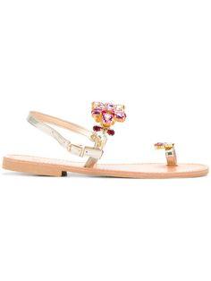 Shop Christina Fragista Sandals Kerkyra P sandals .