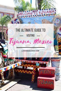 Tijuana | Mexico | Baja California Norte | Beaches | Things to do in Tijuana | Food | Tacos #tijuana #mexico #bajacalifornia #trips #travel