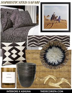 Currently Crushing On Sophisticated Safari Chic