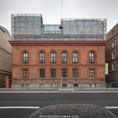 ZAHLES GYMNASIESKOLE | Rørbæk og Møller Arkitekter ApS | Copenhagen, Denmark