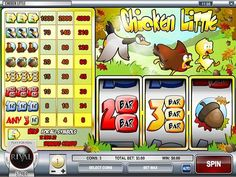 ★Play in Chicken Little Slot on GamblingComet★