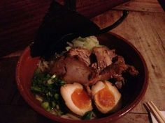 Ramen in Melbourne, Australia. Close to the real thing?