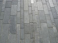 modern linear stone paving patterns - Google Search