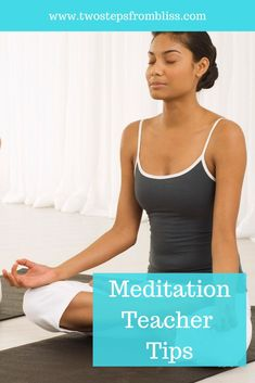 How To Find A Meditation Teacher: Top 10 Tips | Two Steps From Bliss | How do you go about learning meditation? There's one method that stands above the rest: getting support from a meditation teacher. But how do you go about finding a good meditation teacher? Here's what to look for in a meditation teacher. #twostepsfrombliss #meditationcoach #meditationcoaching Best Meditation, Meditation For Beginners, Meditation Benefits, Meditation Practices, Guided Meditation, Teacher Hacks, Best Teacher, T Value, Advaita Vedanta