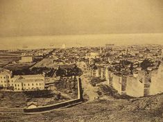 Old Greek, Thessaloniki, Amazing Destinations, Homeland, Old Photos, Paris Skyline, Greece, The Past, Journey