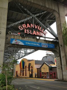 Granville Island Vancouver, Canada - this place has everything from fresh seafood, to flowers, fruits & vegetables to outdoor wear! Granville Island Vancouver, Vancouver British Columbia, Vancouver Island, Vancouver Photos, Whistler Canada, Ottawa, The Places Youll Go, Places To Visit, Montreal