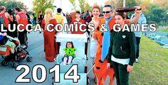 Lucca Comics & Games - 2014