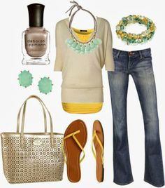 Get Inspired by Fashion: Spring Outfits | Sweet Spring