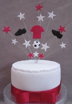 Manchester United Cake Topper Amazon