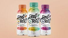 Feel It Tea em Embalagem do Mundo - Creative Package Design Gallery