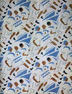 Soviet Textiles, — Let's Get Lost Motifs Textiles, Vintage Textiles, Textile Patterns, Textile Design, Fabric Design, Print Patterns, Floral Patterns, Design Patterns, Diy Design