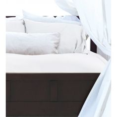 Resort Bamboo Bed Sheets - White