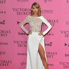 Stunning after Party Looks from the Victoria's Secret Fashion Show ...