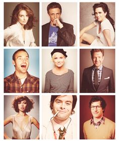 SNL - Season 31 All Stars.  the best effing people.ever.